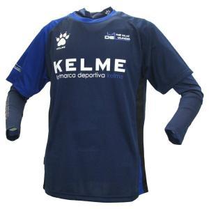 ケレメ KELME サッカー 長袖 メンズ プラシャツ&インナーセット KC52850W-107    sc|himarayasc