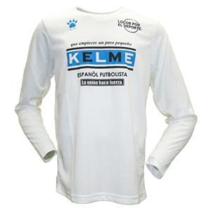 ジュニア  ケレメ(KELME)  サッカー 長袖 JR ロング Tシャツ (KC52900J-06) 2017FW  sc|himarayasc