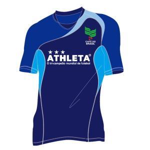 アスレタ ATHLETA サッカー 半袖プラクティスシャツ メンズ プラシャツ AT-552-90    sc himarayasc