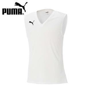 プーマ(PUMA) サッカー フットサル ノースリーブ(メンズ) SLインナーシャツ (655277-02)2017SS  sc himarayasc