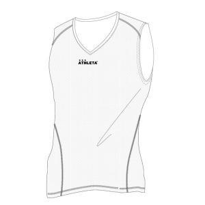 アスレタ ATHLETA サッカー インナーシャツ メンズ ノースリーブインナーシャツ AT-542-10 2018SS sc|himarayasc