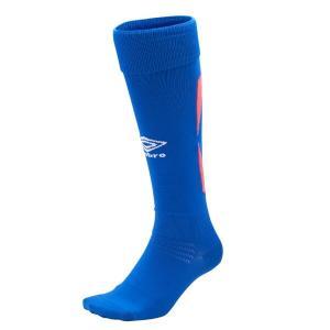 アンブロ UMBRO サッカー ストッキング 靴下 PRO-TR パフォーマンスソックス UBS8820-CBLU    sc|himarayasc
