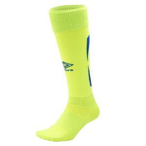 アンブロ UMBRO サッカー ストッキング 靴下 PRO-TR パフォーマンスソックス UBS8820-FYEL    sc|himarayasc