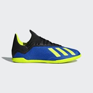 アディダス(adidas)サッカー トレーニングシューズ(ジュニア)エックス タンゴ 18.3 IN J(DB2425)2018SS sc|himarayasc