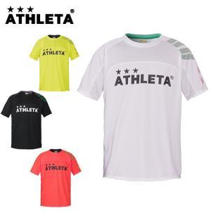 アスレタ ATHLETA サッカーウェア プラクティスシャツ 半袖 メンズ レディース カラープラクティスシャツ 02312 sc himarayasc