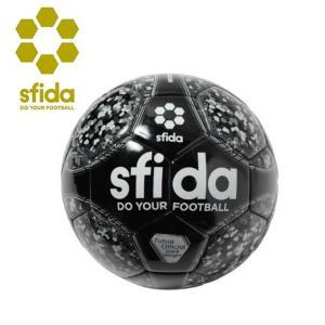 スフィーダ SFIDA フットサルボール 4号 RECREATION INFINITO L レクリエーション インフィニート ブラック BSF-IN13 sc|himarayasc