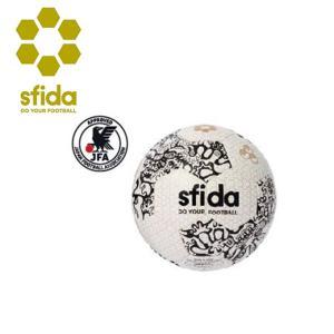 スフィーダ SFIDA サッカーボール 4号 検定球 VAIS JR N.KINASHI BSF-VN03 sc|himarayasc