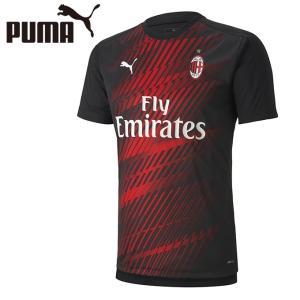 プーマ サッカーウェア レプリカシャツ メンズ ACミランスタジアムシャツ 756731 PUMA ...