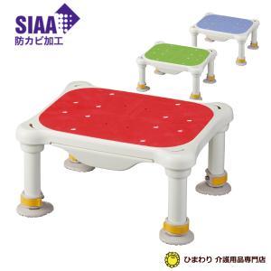 安寿 軽量浴槽台 あしぴた すべり止めシートタイプ ミニタイプ 16-26 |入浴用品 浴室 踏み台 浴槽台||himawari-kaigo
