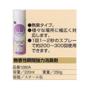 オカモト 無香性瞬間強力消臭剤 F02833|himawari-kaigo