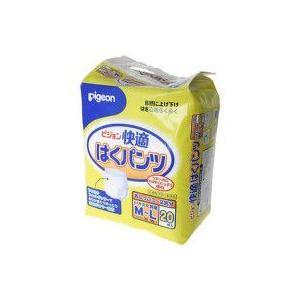 ピジョン 快適はくパンツ M-Lサイズ 20枚入 [大人用おむつ 紙おむつ 介護用品] G08497|himawari-kaigo