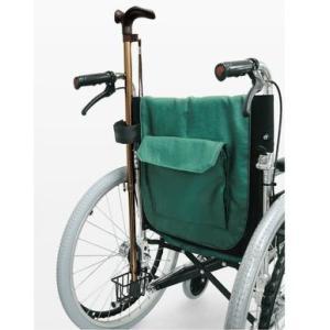 杖置き(杖立て) - カワムラサイクル製車椅子用 - E02500|himawari-kaigo