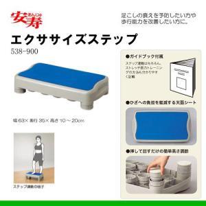安寿 エクササイズステップ [538-900]|himawari-kaigo