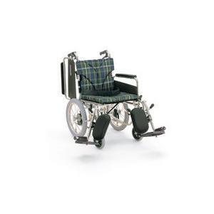 送料無料☆58%off!! KA816-40(38・42)ELB-LO アルミ製介助用車椅子 カワムラサイクル(車いす)|himawari-kaigo