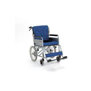 送料無料☆48.5%off!! FA16-40(38・42)SB アルミ製介助用車椅子 カワムラサイクル(車いす)|himawari-kaigo