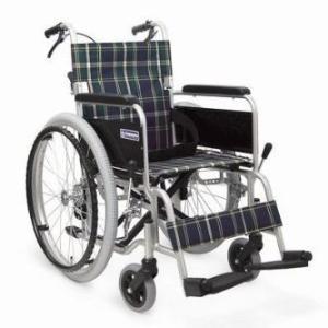カワムラサイクル KA102SB-40(42) ノーパンクタイヤ仕様☆【自走用車椅子】【※代引不可】|himawari-kaigo