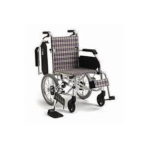 株式会社ミキ AWSC-2 介助型車椅子(車いす)|himawari-kaigo