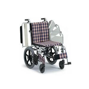 株式会社ミキ MWSC-16 介助型車椅子(車いす)|himawari-kaigo