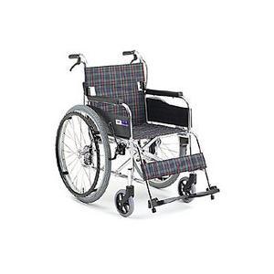 株式会社ミキ MPN-43JD 自操型(自走型) 車椅子(車いす)|himawari-kaigo