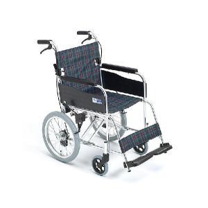 株式会社ミキ MPCN-46JD 介助型車椅子(車いす) ハイポリマータイヤ仕様|himawari-kaigo