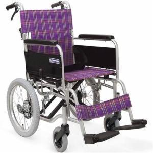 一流メーカー☆カワムラサイクル KA302SB (介助用車椅子) 車椅子 車いす 車イス|himawari-kaigo