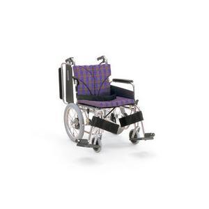 送料無料☆56%off!! KA816-40(38・42)B-LO アルミ製介助用車椅子 カワムラサイクル(車いす)|himawari-kaigo