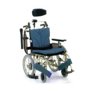 送料無料☆KA916A-40(38・42)/7-M アルミ製介助用車椅子 カワムラサイクル(車いす)|himawari-kaigo