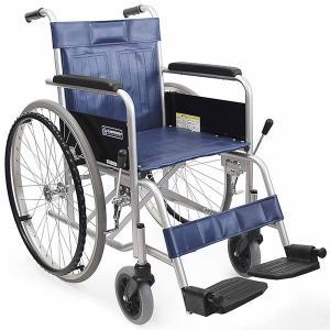 カワムラサイクル KR801Nソリッド [室内用] スチール製車椅子 B02498|himawari-kaigo