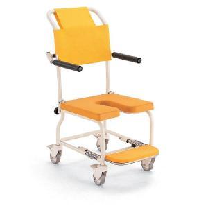 欠品中!納期未定!!KSC-1 シャワー車椅子24.5%off!!送料無料![カワムラサイクル社製] 【J02508】|himawari-kaigo