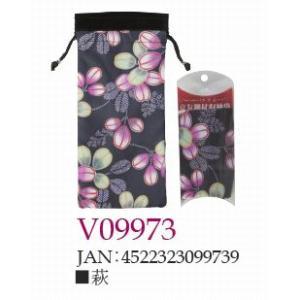 ささえ京友禅 「萩」収納袋 (四つ折杖用:V84型)|himawari-kaigo