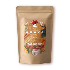 国産ドッグフード UMAKA うまか プレミアム 全犬種・全年齢 総合栄養食基準(チキン) himawari-market