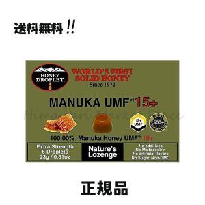 ハニードロップレット マヌカハニー UMF15+ 6粒入 1箱 ハニージャパン himawari-market
