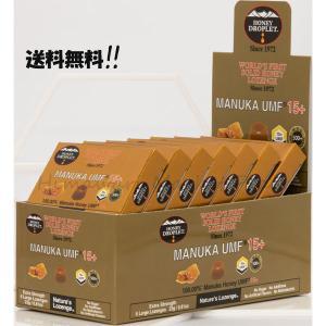ハニードロップレット マヌカハニーUMF15+ 6粒入 12箱 ハニージャパン himawari-market