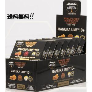 ハニードロップレット マヌカハニーUMF10+ 6粒入×12箱 ハニージャパン himawari-market