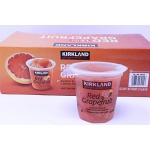 KIRKLANDカークランド レッドグレープフルーツカップ 115g×12個(要冷蔵)|himawari-shopping