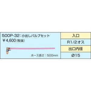サンダイヤ 500P-32 小出しバルブセット R1/2オス・16φ|himawaridensetsu