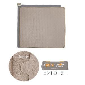 ユーイング CS-F20F ホットカーペット2畳用 フリースカバー付|himawaridensetsu