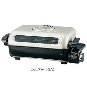 象印 フィッシュロースター EF-VG40 煙・ニオイ成分約90%カット|himawaridensetsu