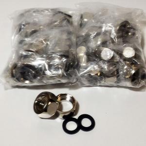 フレキナット 1/2(16.8mm) パッキン付 20組 即日出荷|himawaridensetsu
