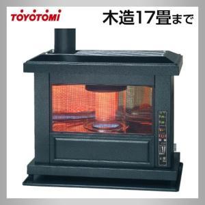 トヨトミ HR-K650F 木造17畳 煙突式ストーブ|himawaridensetsu