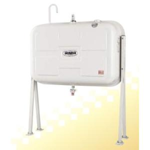 サンダイヤ KS2-490AJ スリム脚灯油タンク 容積450L・容量405L|himawaridensetsu