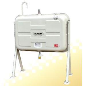 サンダイヤ KS3-200SJ 200型灯油タンク 容積220L・容量198L 脚高調節可|himawaridensetsu