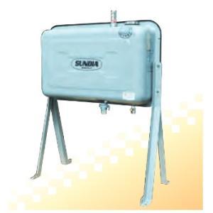 サンダイヤ KU5-095SE ステンレス95型灯油タンク 容積100L・容量90L|himawaridensetsu