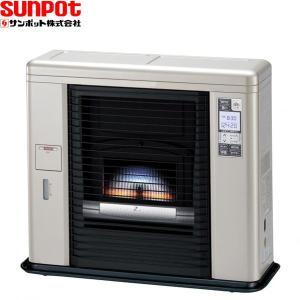 サンポット UFH-703SX R FF式床暖ストーブ ゼータスイング 木造18畳 クールトップ himawaridensetsu