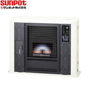 サンポット UFH-G7040SX R ゼータスイングG-model FF式床暖ストーブ18畳用 himawaridensetsu
