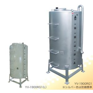 サンダイヤ YV-1900RG1(L) 耐震強化型(1G対応)縦型(ローリー給油口)2キロタンク 容積1992L・容量1792L|himawaridensetsu