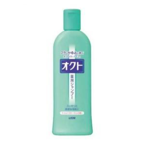 商品名:オクト 薬用シャンプー 320ml JANコード:4903301437239  発売元、製造...