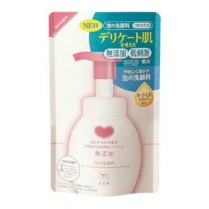 商品名:カウブランド 無添加 泡の洗顔料 つめかえ用 180ml JANコード:4901525001...
