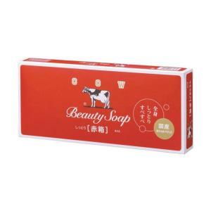 商品名:カウブランド 牛乳石鹸 赤箱 100g×6個入 JANコード:4901525137065  ...