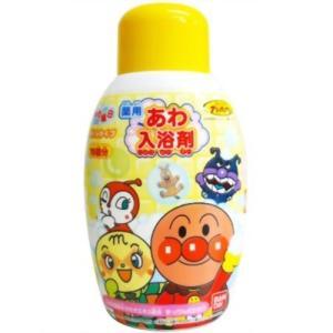 アンパンマン あわ入浴剤ボトルタイプ(入浴剤 バブルバス)|himejiryutsuu